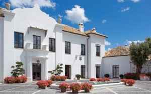 Andalusia - White hotel