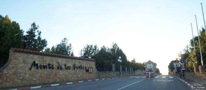 El Monte de Los Cortos - Entrada