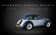 Hnos.García Huerta - Sepúlveda